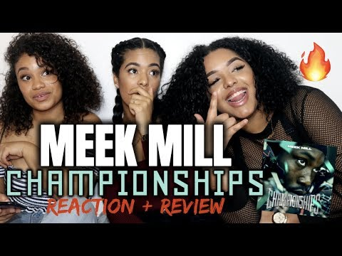 Meek Mill - Championships (Full Album) REACTION + REVIEW