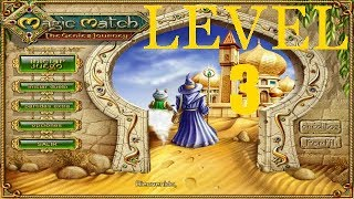 Magic Match : The Genie`s Journey  nivel 3   (PC GAME)