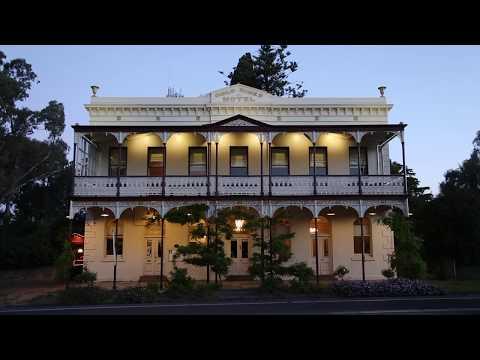 Gold Mines Hotel - McKean McGregor