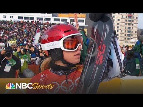 Ester Ledecka's path to historic PGS snowboarding gold