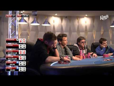 German Poker Days Final Table // 28. April 2014