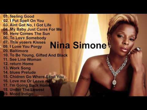 Nina Simone Greatest Hits - The Best Of Nina Simone
