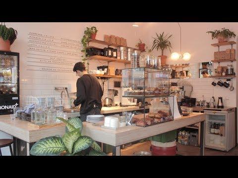 ZERO WASTE CAFÉ ISLA COFFEE BERLIN