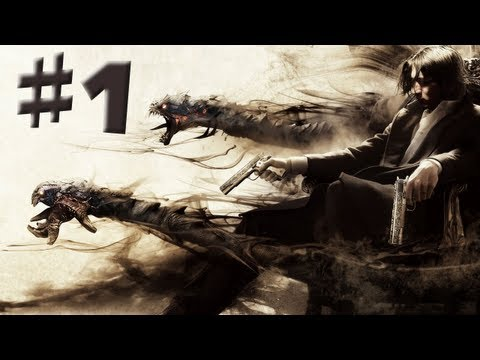 The Darkness 2 - Gameplay Walkthrough - Part 1 [HD] (X360/PS3/PC)