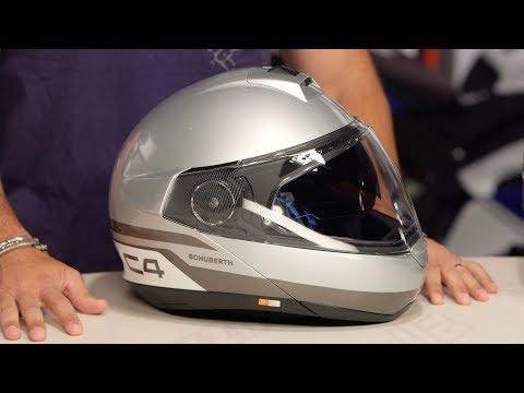 Schuberth C4 Helmet Review at RevZilla.com