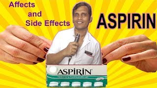 Affects and side Effects of Aspirin