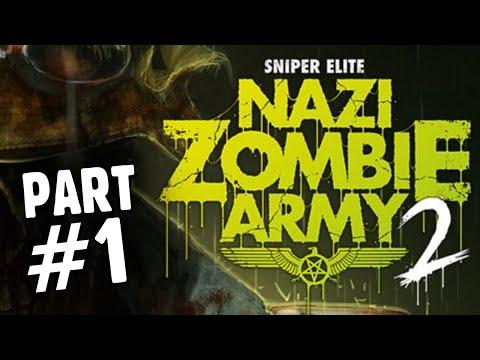 Sniper Elite Nazi Zombie Army 2 Part 1 |