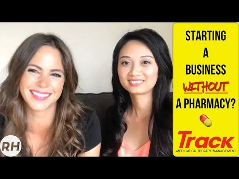 Starting a Pharmacy MTM Business | TrackMTM | Refugee Hustle Podcast
