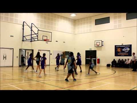 Raines Girls Vs Clapton Academy Greenhouse League