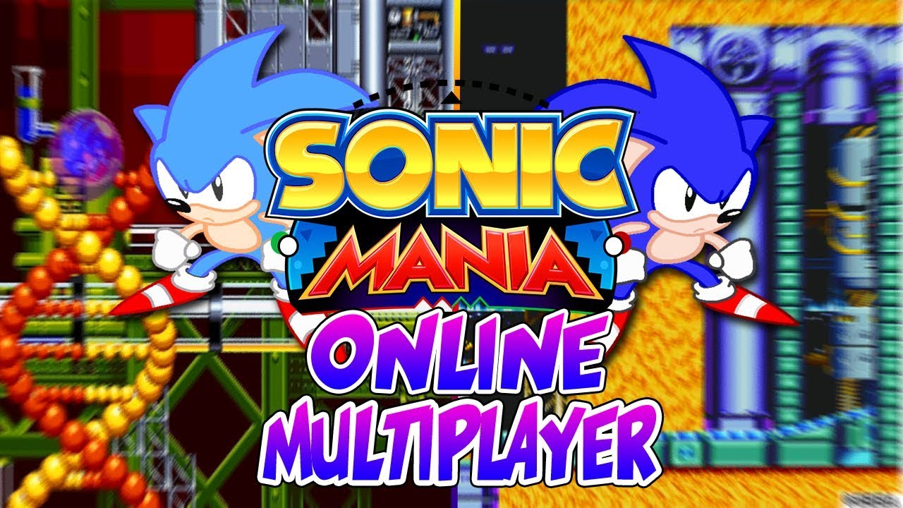 Sonic Mania is Playable Online!?! - Sonic Mania Online