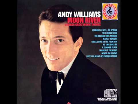 Andy Williams  Love Story  Where Do I Begin