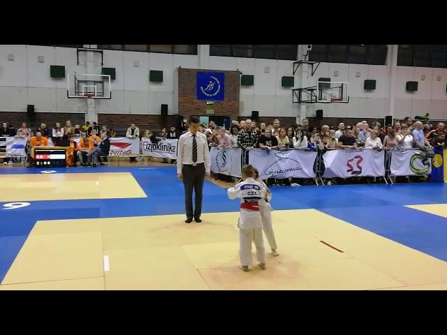 Novák Honzík Varšava 2  den   1  výhra