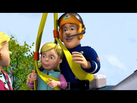 Fireman Sam 2017 New Episodes |  Mike's Rocket - 30 Minutes of Adventure 🚒 🔥 | Cartoons for Children
