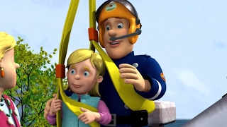 Fireman Sam 2017 New Episodes |  Mike's Rocket - 30 Minutes of Adventure 🚒 🔥 | Videos For Kids