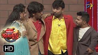 Adhire Abhinay Performance | Jabardsth | 13th April 2017| ETV Telugu