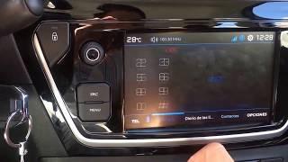 Peugeot 301 HDI 2018 - android auto y rendimiento de gasolina ( según computadora ).