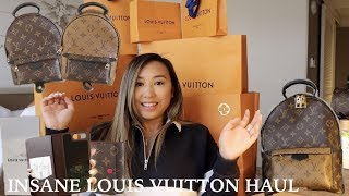 insane louis vuitton honolulu haul heycarmen