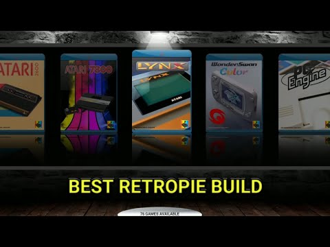 BEST RETROPIE IMAGE 2018 - YouTube