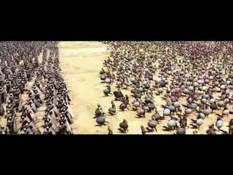 Minecraft Animation Wallpaper Epic Minecraft Battle Scene Animation 100 Soldiers On