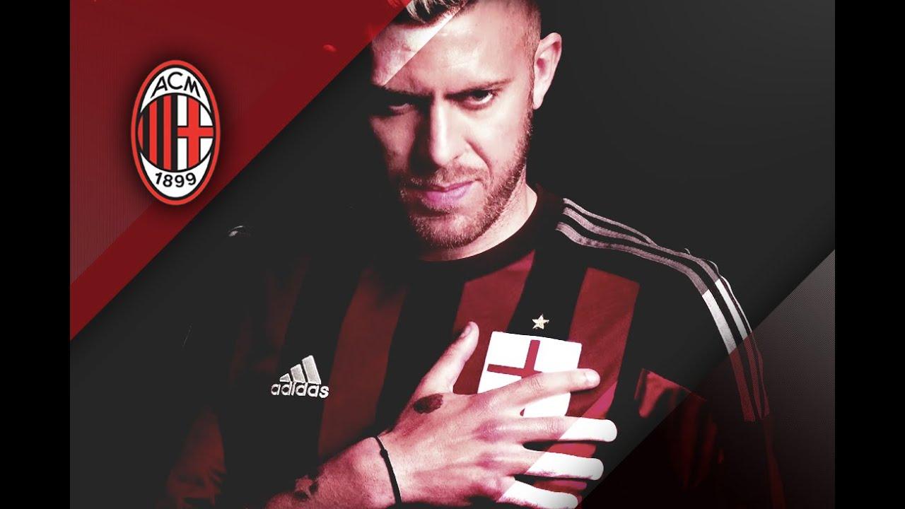 reeboks sneakers - adidas 2015-2016 | AC Milan Official - YouTube