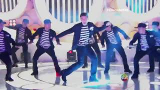 Dance Se Puder Thomaz Dança Jailhouse Rock De Elvis Presley