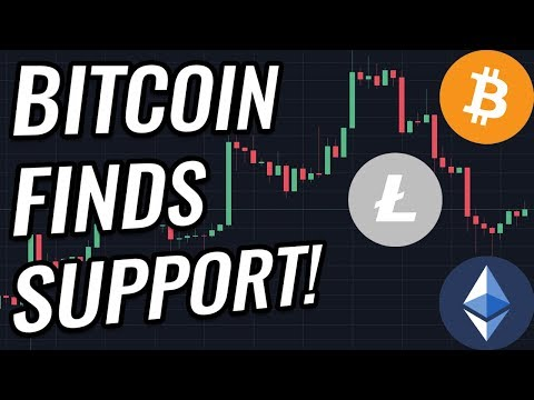 Bitcoin Finds Support! Crypto Markets Going From Bearish To Neutral! BTC, ETH, XRP, BCH & Crypto