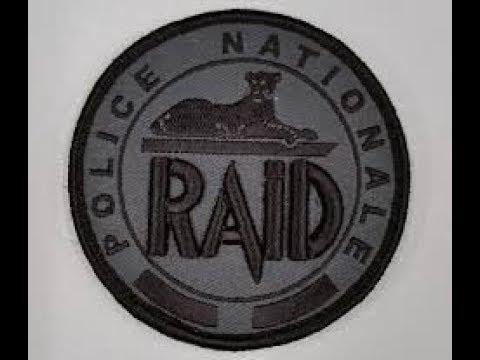 Reportage Au cœur du RAID  8 Novembre  2015