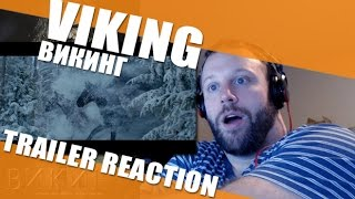 Viking [Викинг] Dual Trailer Reaction - Snow HORSES!