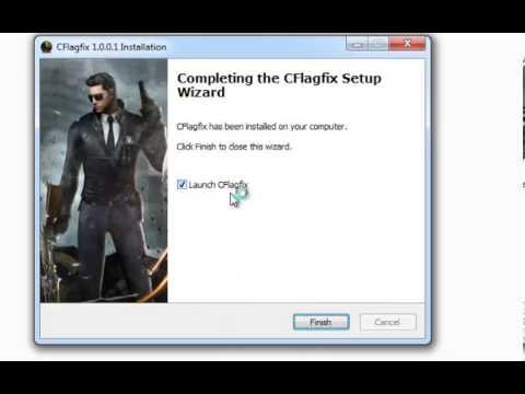 Crossfire Fix Lag tool