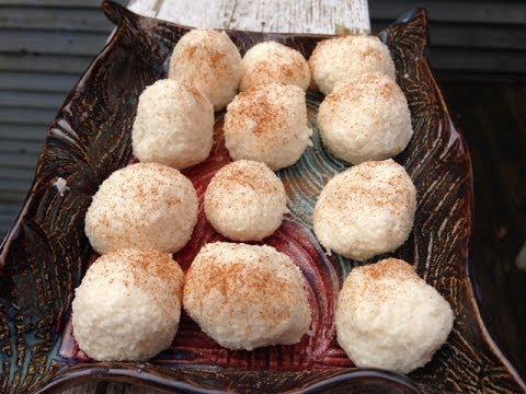Easy Dessert Recipe Ricotta Cheese And Coconut Snow Recipe