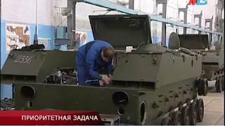 Андрей Бочаров обсудил гособоронзаказ с зампредом Военно-промышленной комиссии при Правительстве РФ