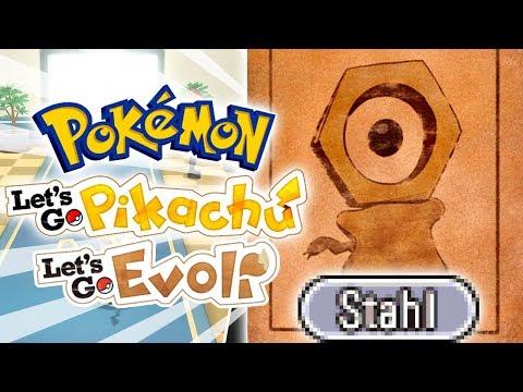 WIE STARK WIRD MELTAN? • Pokémon Let's Go Pikachu / Evoli & Pokémon Go! thumbnail