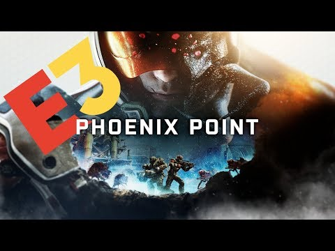 Phoenix Point - E3 2019 Demo Mission - Narrated