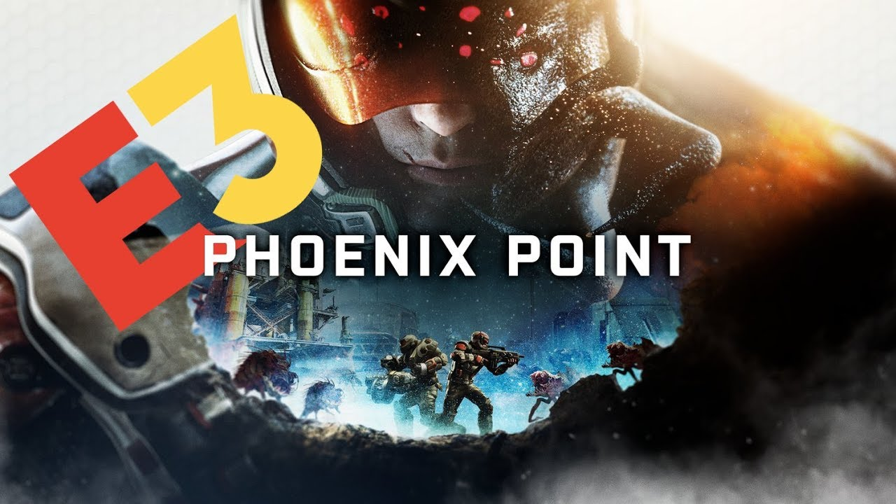 Phoenix Point hands-on and interview – the next evolution of