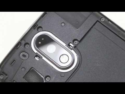 Moto G4 Plus Rear Camera Glass Lens Repair Guide