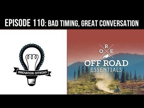 Seat Time Episode 110 : Bad Timing, Great Conversation