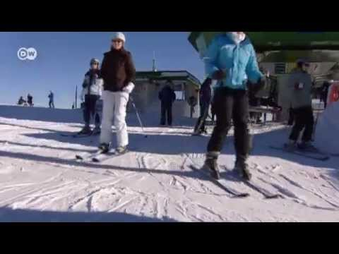 Winter Fun - from the Harz to the Zugspitze | Discover Germany