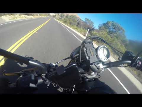 NYDUCATI SoCal 8: Cuyama Highway California along Route 166 in Los Padres National Forest