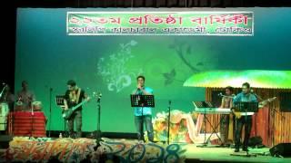 Prithibi Bodle Gese, Ja Dekhi Notun Lage(Babu Dhali)