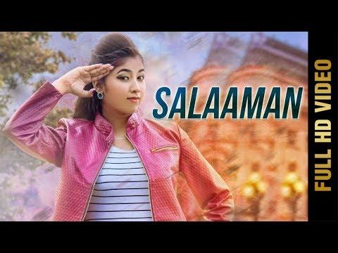 SALAAMAN (Full Video) | GINNI MAHI | New Punjabi Songs 2018