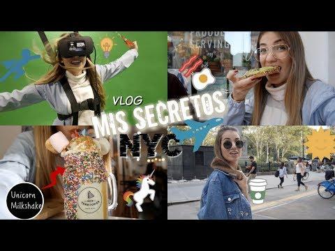 Mis lugares secretos en Nueva York | Natalia Merino