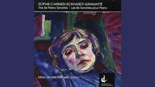"""Piano Sonata No. 2, E46, """"Biscaya"""": I. Landscape: Lento ma non troppo"""