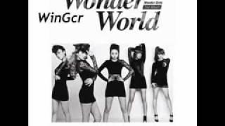 Wonder Girls ( 원더걸스 ) - 12. Nu Shoes LYRICS [ English ]