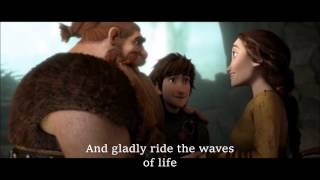 How To Train Your Dragon 2-For the dancing and the dreaming Lyrics