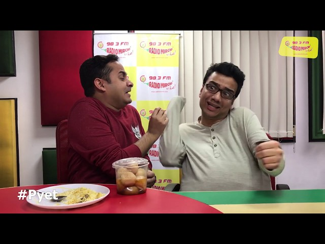 Manush Korechhi | Episode 03 | আমি আর আমার পেট | Mirchi Agni | Mirchi Somak | Mirchi Bangla