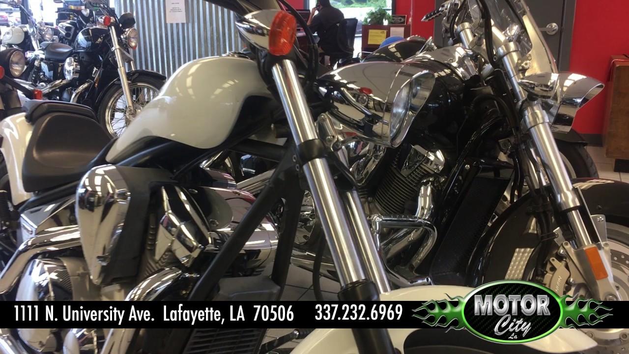 Motor City LA ---- Motorcycle Showroom.