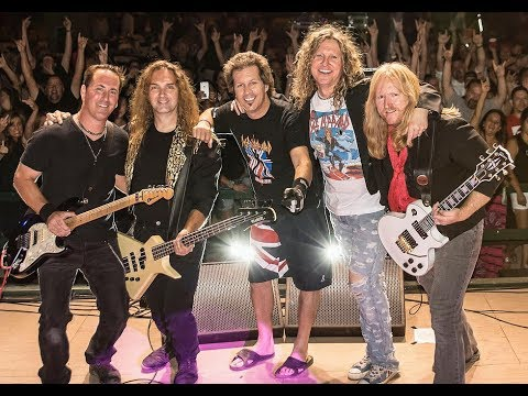 PYROMANIA - The Def Leppard Experience