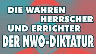 Die Jesuiten und die wahren Herrscher und Errichter der NWO-NWR-Diktatur!