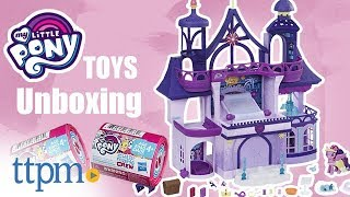 Unboxing | My Little Pony Twilight Sparkle Magical School of Friendship & Cutie Mark Crew Blind Box