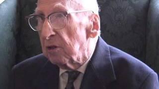 Walter Breuning at 110-years-old